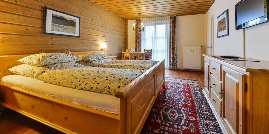 hotel schmied von kochel doppelzimmer